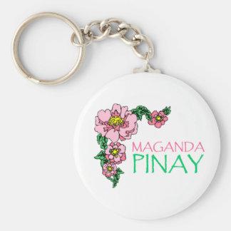 "Porte-clés Porte - clé de ""Maganda Pinay"""