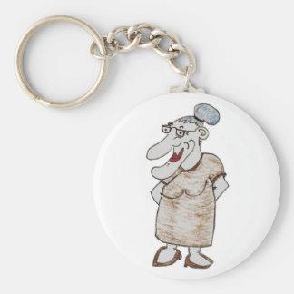 Porte-clés Porte - clé de mamie