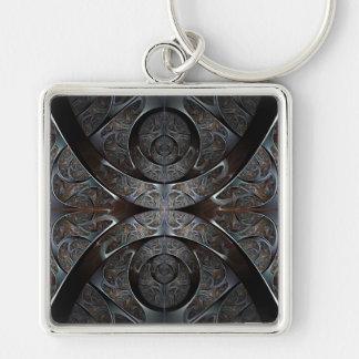 Porte-clés Porte - clé de métaux lourds