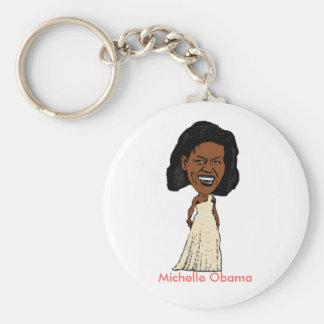 Porte-clés Porte - clé de Michelle Obama