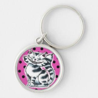 Porte-clés Porte - clé de mode de Cheshire Kitty