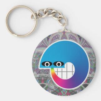 Porte-clés Porte - clé de Monsieur Blinky