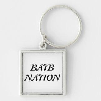 Porte-clés Porte - clé de nation de BATB