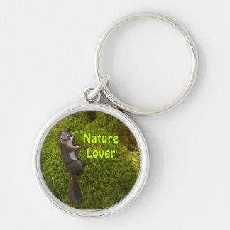 Porte-clés Porte - clé de Nature-amants d'ÉCUREUIL de