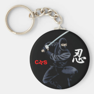 Porte-clés porte - clé de ninja
