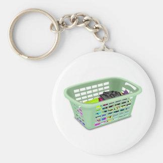 Porte-clés Porte - clé de panier de blanchisserie