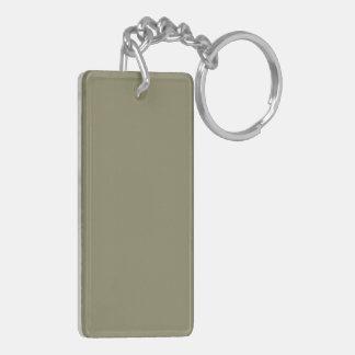 Porte-clés Porte - clé de paon