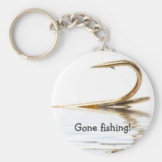 Porte-clés Porte - clé de pêche allé
