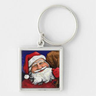 Porte-clés Porte - clé de Père Noël petit