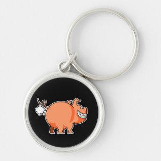 Porte-clés Porte - clé de pet de porc