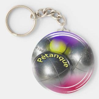 Porte-clés Porte - clé de Petanque