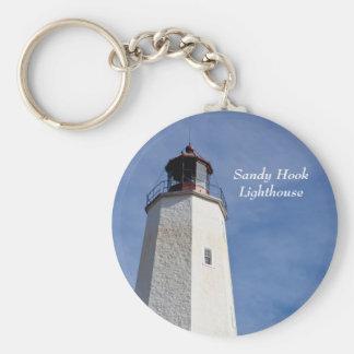 Porte-clés Porte - clé de phare de crochet de Sandy