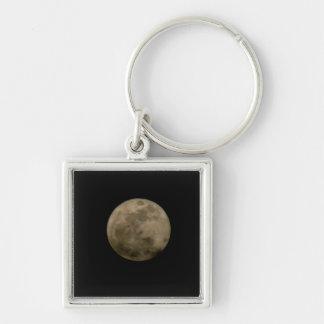 Porte-clés Porte - clé de pleine lune