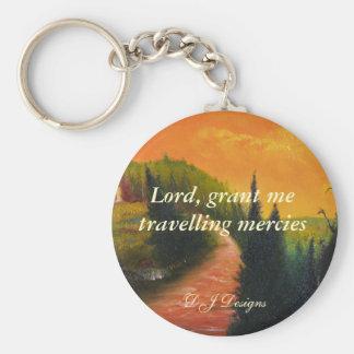 Porte-clés Porte - clé de prière