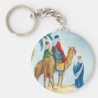 Porte-clés Porte - clé de sages du cru trois