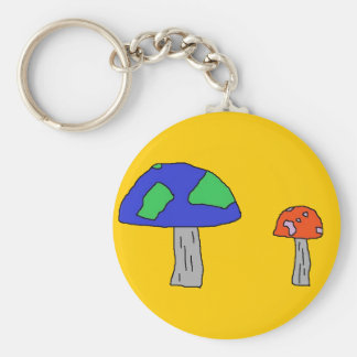 Porte-clés Porte - clé de Shroom