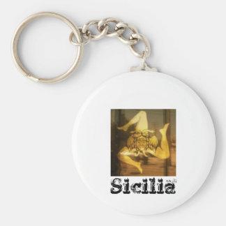 Porte-clés Porte - clé de Sicilia