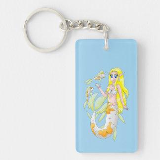 Porte-clés Porte - clé de sirène de Koi