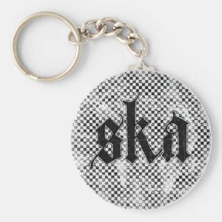 Porte-clés Porte - clé de Ska