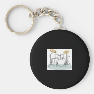 Porte-clés Porte - clé de tambours
