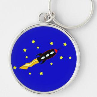 Porte-clés Porte - clé de vaisseau spatial