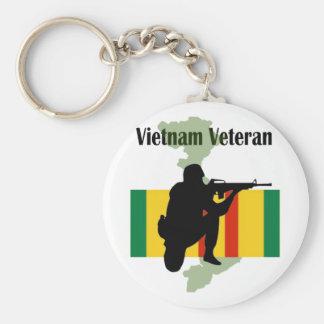 Porte-clés Porte - clé de vétéran du Vietnam