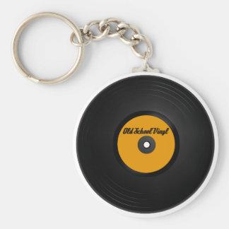 Porte-clés Porte - clé de vinyle de vieille école