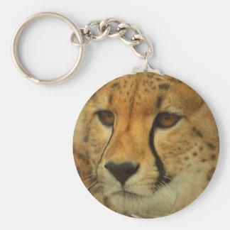 Porte-clés Porte - clé de visage de guépard