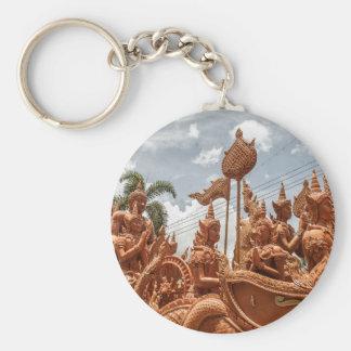 Porte-clés Porte - clé de voyage de festival de bougie d'Ubon