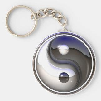 Porte-clés Porte - clé de Yin/yang