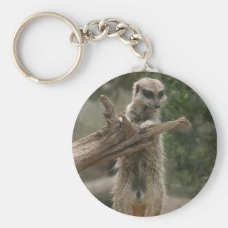 Porte-clés Porte - clé debout de Meerkat