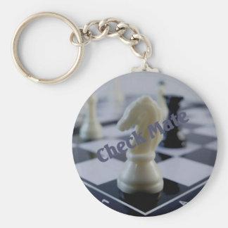 Porte-clés Porte - clé d'échecs