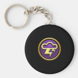 Porte-clés Porte - clé d'école de la tempête Wizard101