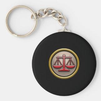 Porte-clés Porte - clé d'école de l'équilibre Wizard101