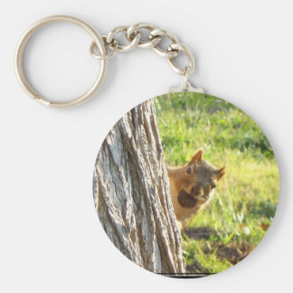 Porte-clés Porte - clé d'écureuil