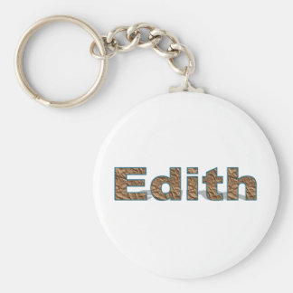 Porte-clés Porte - clé d'Édith