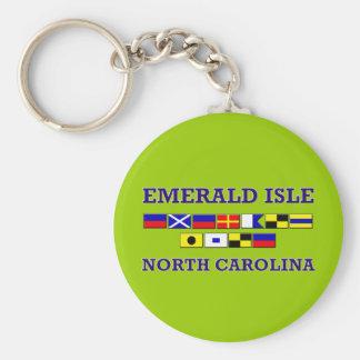 Porte-clés Porte - clé d'Emerald Isle