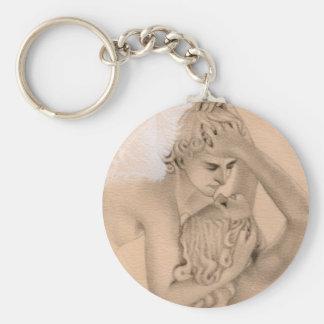 Porte-clés Porte - clé d'eros et de psyché