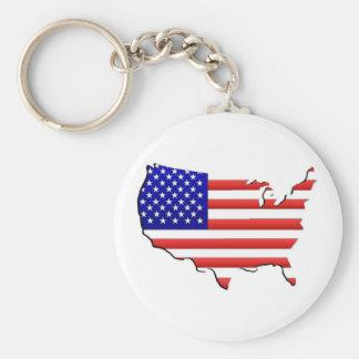 Porte-clés Porte - clé des Etats-Unis