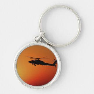 Porte-clés Porte - clé d'hélicoptère d'Apache