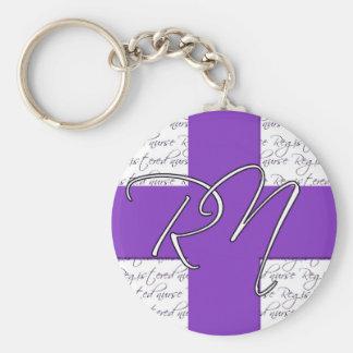 Porte-clés Porte - clé d'infirmier autorisé