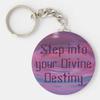 Porte-clés porte - clé divin de destin