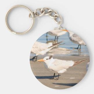 Porte-clés Porte - clé d'oiseaux de plage
