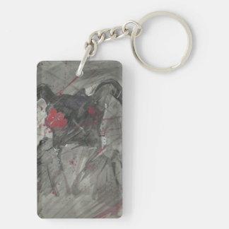 Porte-clés Porte - clé d'ombre