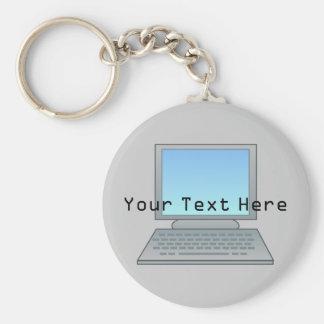 Porte-clés Porte - clé d'ordinateur