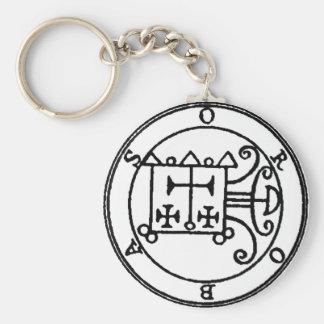 Porte-clés Porte - clé d'Orobas Sigil