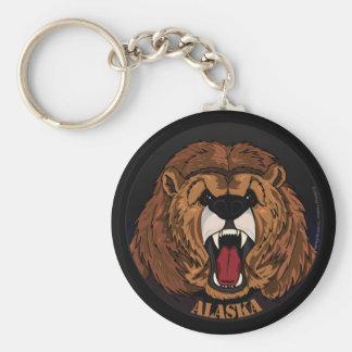 Porte-clés Porte - clé d'ours gris de l'Alaska