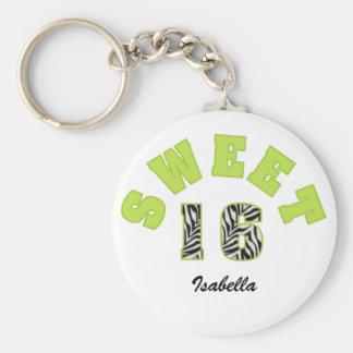 Porte-clés Porte - clé du bonbon 16