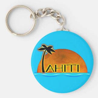 Porte-clés Porte - clé du Tahiti