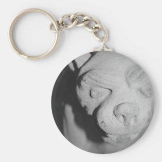 Porte-clés Porte - clé en pierre de gargouille
